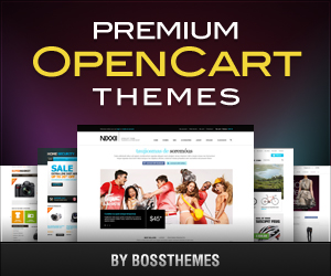Premium OpenCart Themes & Templates by BossThemes.com
