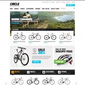 BossThemes OpenCart Bike Store Theme