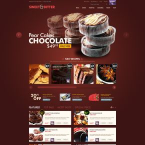 BossThemes OpenCart Chocolate Theme