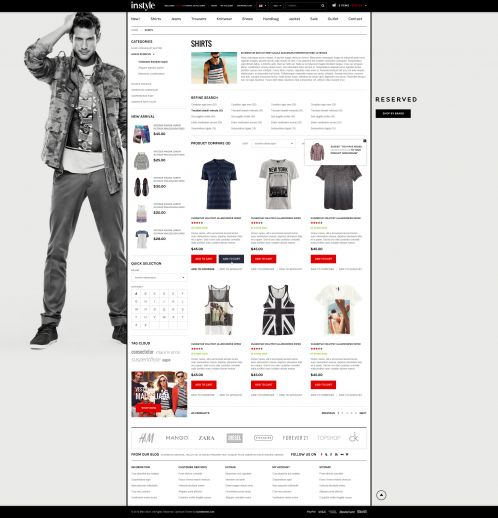 Bossthemes Instyle - Category Grid