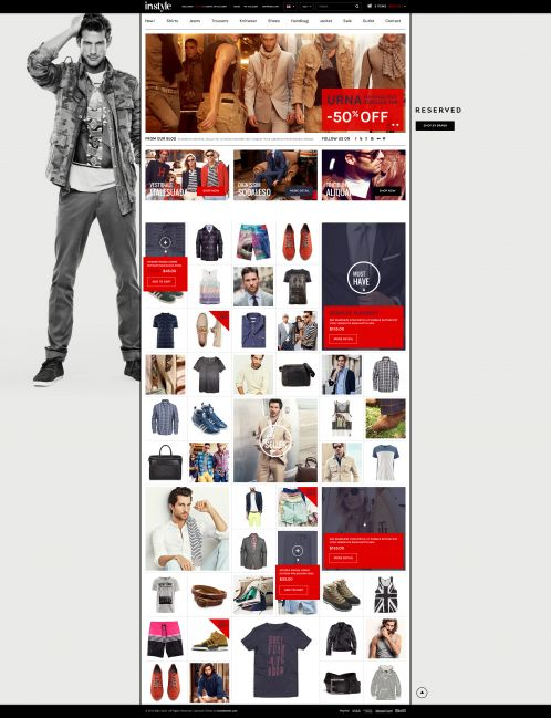 Bossthemes Instyle - Home 1