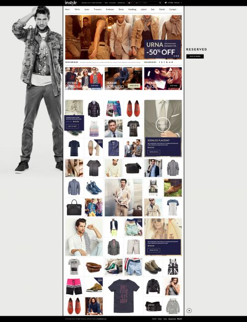 Bossthemes Instyle - Home 2
