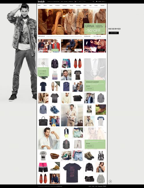 Bossthemes Instyle - Home 3