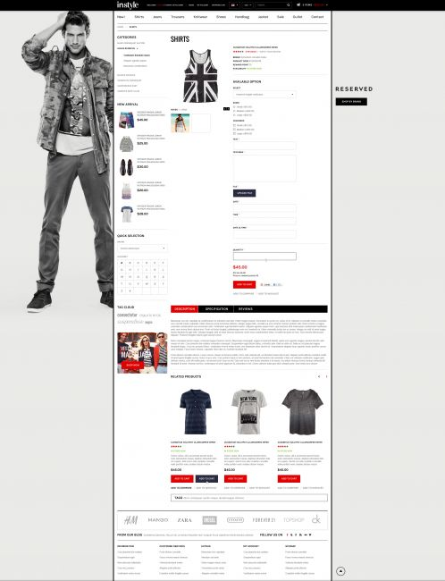 Bossthemes Instyle - Product