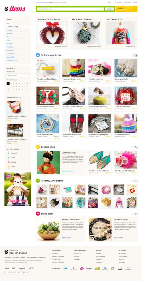 Bossthemes ItemStore - Home 4