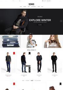 Serwus - Fashion Responsive OpenCart Theme