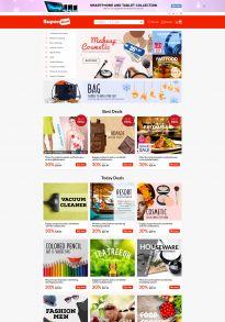Super Deal Responsive OpenCart Theme