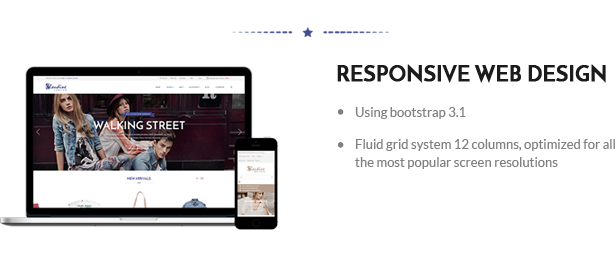 Drag & Drop Responsive OpenCart Theme