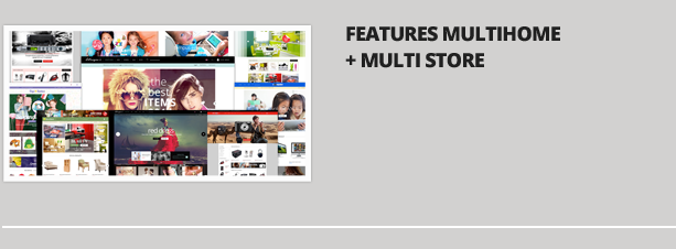 Responsive Fashion OpenCart Theme - EstNeque