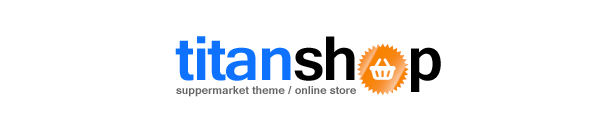 TitanShop - Responsive Opencart Theme